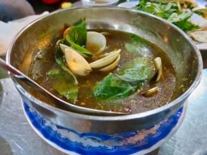 XO Tours Stop 3: Seafood Soup at Toan Phuong Quan