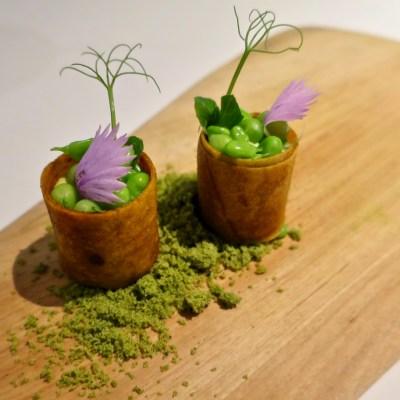 2017's Top Three Restaurants