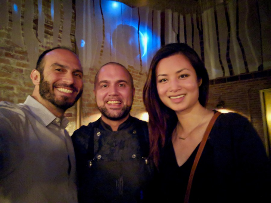 Enigma Concept - With Chef Oliver Peña
