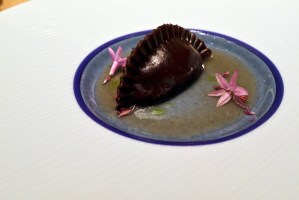 Gaggan at Eight Tables - Momo Vindaloo