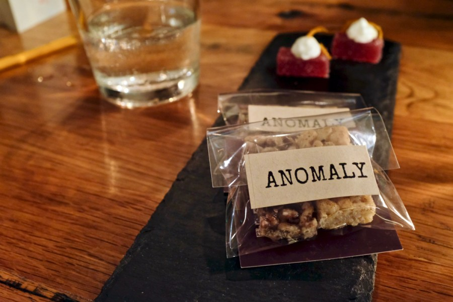 Anomaly - Parting Gift - Rice Krispie Treats (7 Spice and Peppermint)