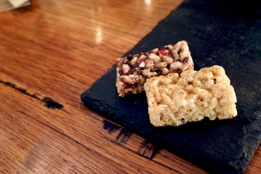 Anomaly - Rice Krispie Treats - 7 Spice and Peppermint