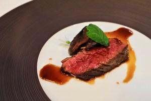 Californios - Carne Asada - Mindful Meats retired dairy cow ribeye, saffron cap mushroom, date