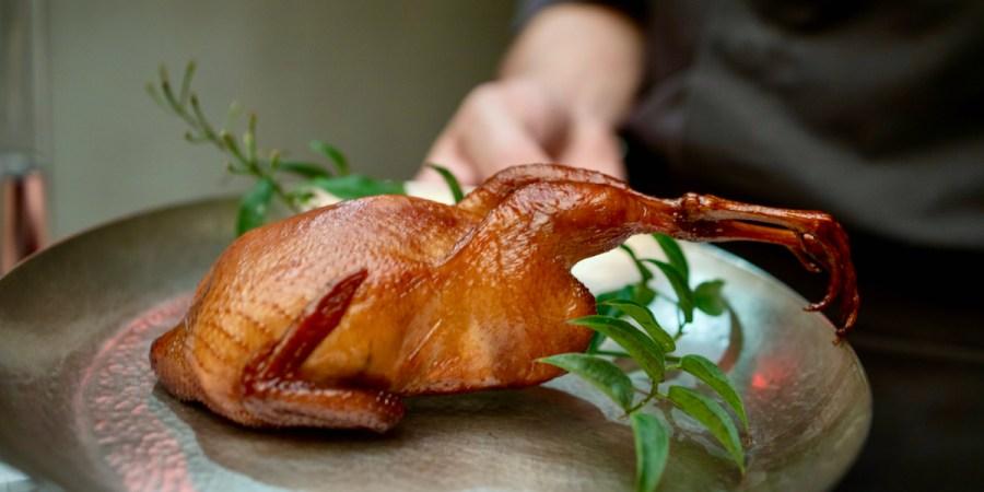 Benu - Barbecued quail