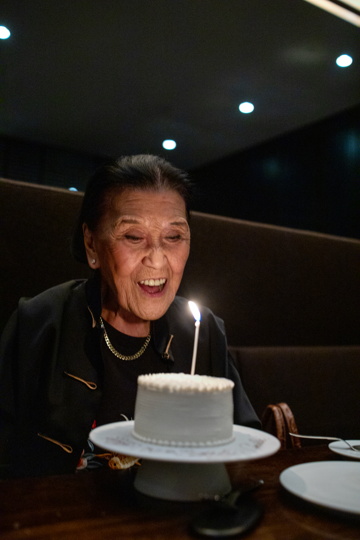 Benu - Happy 100th Cecilia Chiang!