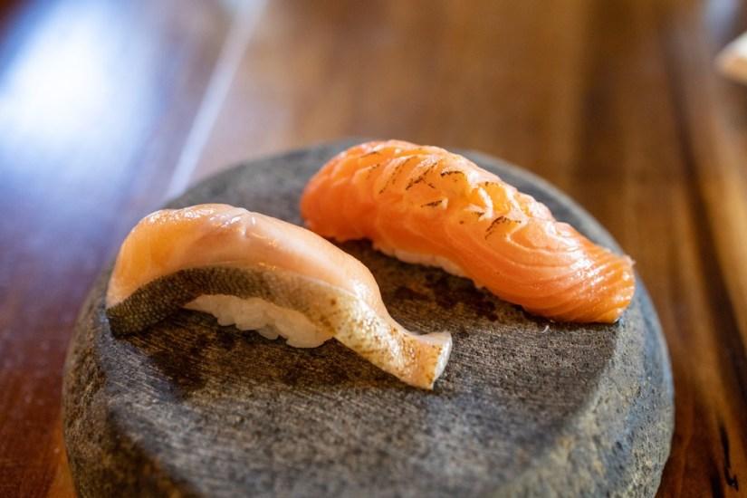Kibatsu SF - Atlantic trout, ocean trout