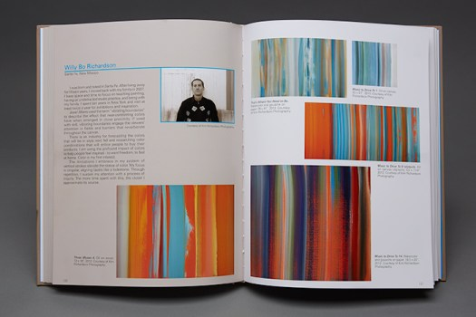 Willy Richardson Contemporary Art Southwest Book