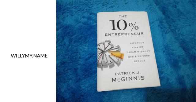 buku 10% entrepreneur review