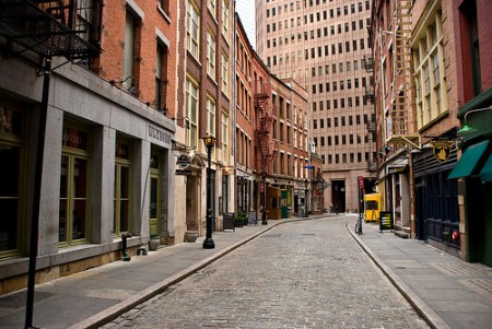 Welcome to Stone Street Manhattan