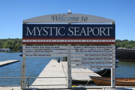 Mystic Seaport, A World At Sea