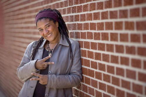 """""""Ruined"""" playwright Lynn Nottage"""