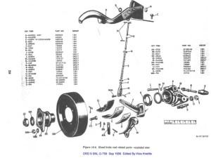 Odd parking brake setup question  The CJ2A Page Forums