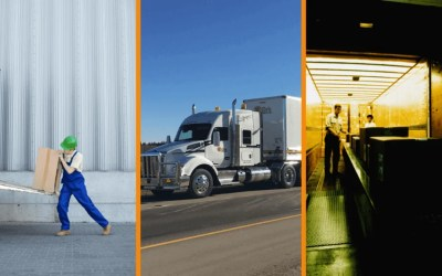 Liftgates, Straight Trucks, & Residential Shipping
