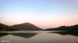 Lago Jezero. Dugi Otok. Dalmacia. Croacia.