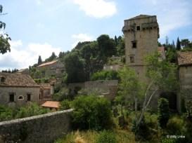 Isla de Sipan. Dalmacia. Croacia.