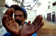 Vecino de Sidi Ifni. Marruecos. WU PHOTO © Willy Uribe Archivo fotográfico Reportajes
