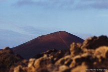 Montaña Roja. La Graciosa. Islas Canarias. WU PHOTO © Willy Uribe Archivo Fotográfico Reportajes