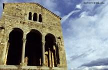 Santa María del Naranco. Asturias. Spain. WU PHOTO © Willy Uribe Archivo Fotográfico Reportajes