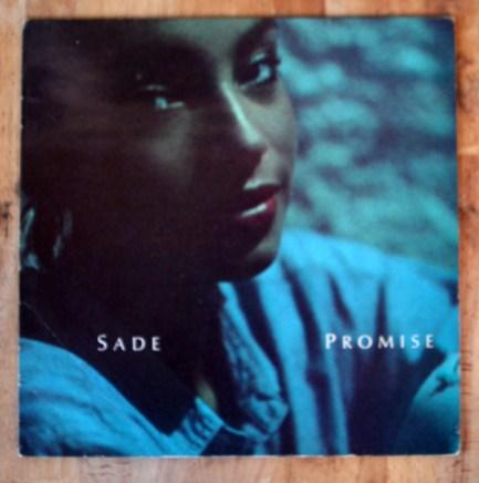 Sade. Promise. Tengo Sitio Libre. Blog de Willy Uribe