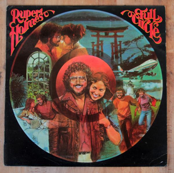 Rupert Holmes. Full circle. Tengo Sitio Libre. Blog de Willy Uribe