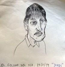 Cuaderno de dibujos de Casa Almirall. El Raval. Barcelona. Diversos autores.