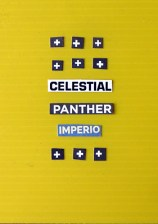 Celestial Panther. Relatos Tipográficos. Willy Uribe