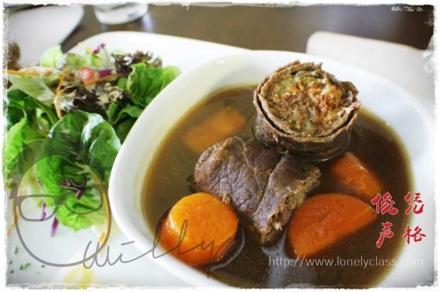 Rindererouladen (Beef) RM25.90