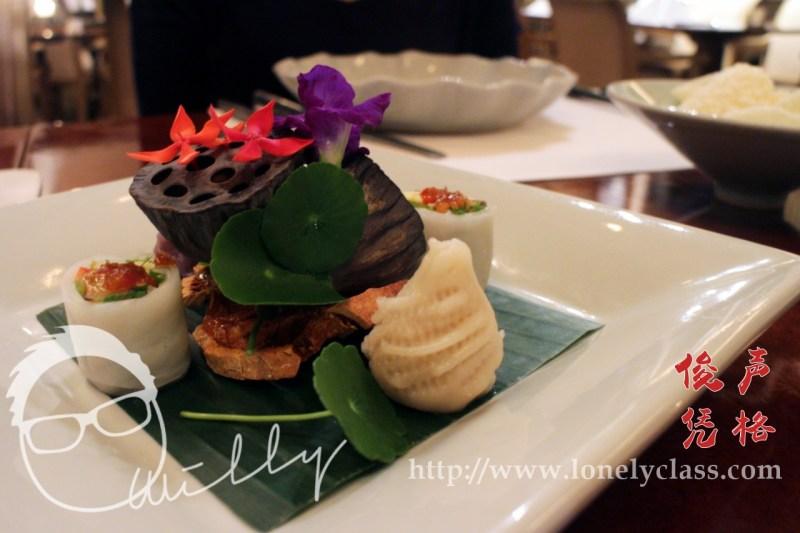 曼谷之旅 第五篇 泰国高级料理 The Sukhothai Bangkok- Celadon