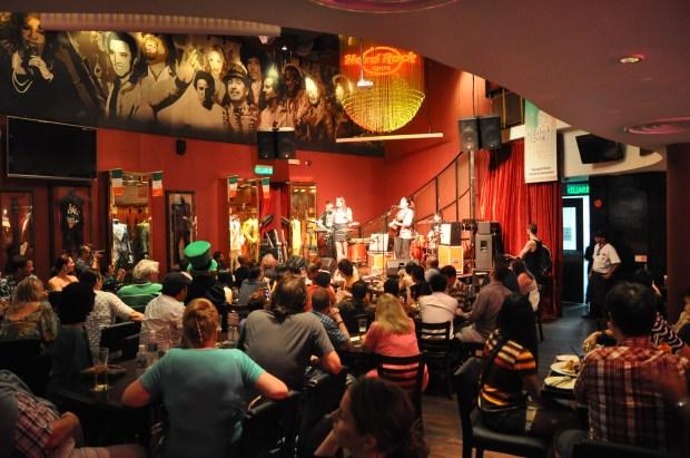 Full House @ Hard Rock Cafe
