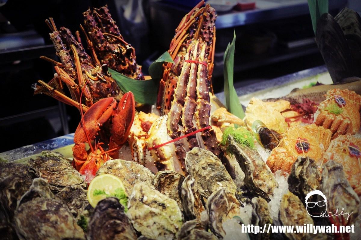 槟城美食:东方红海味 Oriental Red