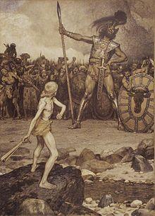 Facing Life's Giants … Using David's Pattern …