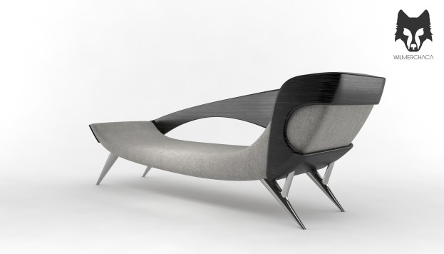 Sofa:Gloxinia Designer: Wilmer Chaca © All rights reserved.