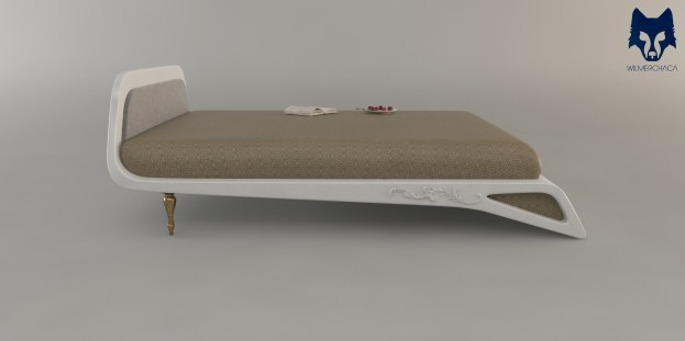 Bed: Notturna Designer: Wilmer Chaca © All rights reserved.