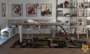 Desk: Avy Designer: Wilmer Chaca © All rights reserved.