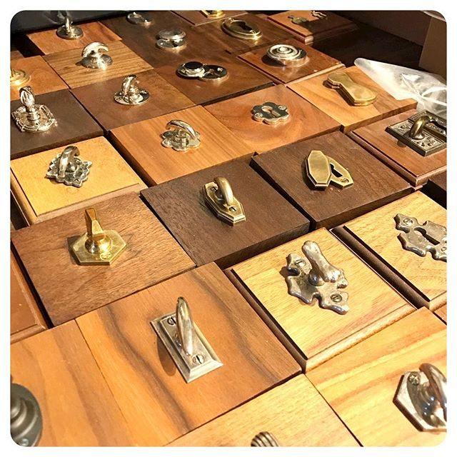 custom turn pieces and keyhole trim