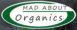 Mad About Organics logo