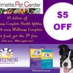 Save on Wellness food!