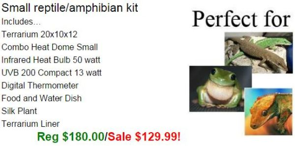 2015 kits small reptile