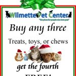 Save on stocking stuffers and last minute gifts for your pets!
