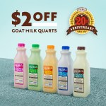 Save $2 on Primal Goat Milk