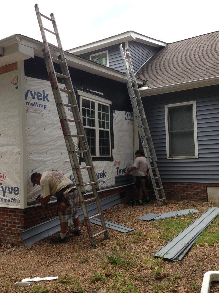 wilmingtin home improvements