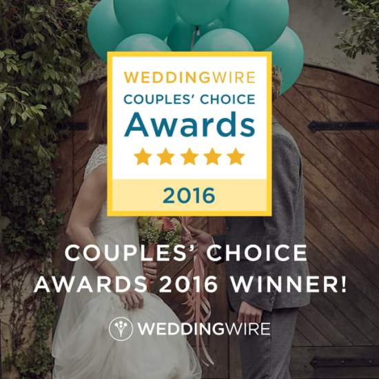 Wilmington NC 2016 Event Lighting Wedding Wire Couple Choice Awards Winner