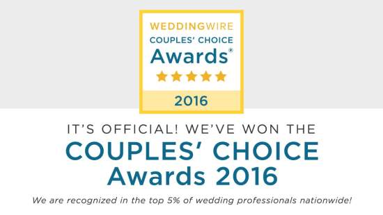 2016 Event Lighting Award Winner Wedding Wire