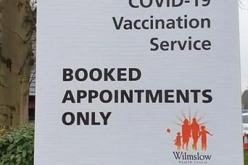 Covid Vaccination Program - Banner