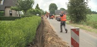 Provincie Gelderland start breedbandbedrijf met Achterhoekse gemeenten
