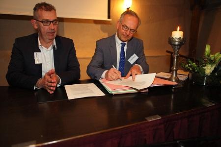 Breedbandplatform Drenthe is nu officieel van start