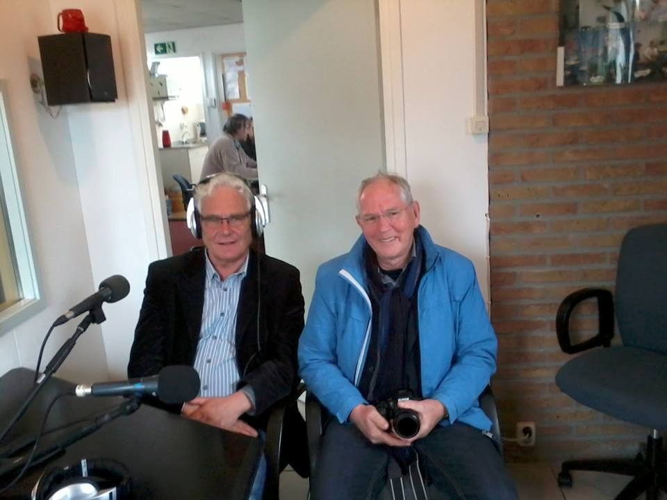 Eco-Oostermoer op Radio Borger-Odoorn over project glasvezel