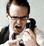 Sabe porque você não serve para vender por telefone?