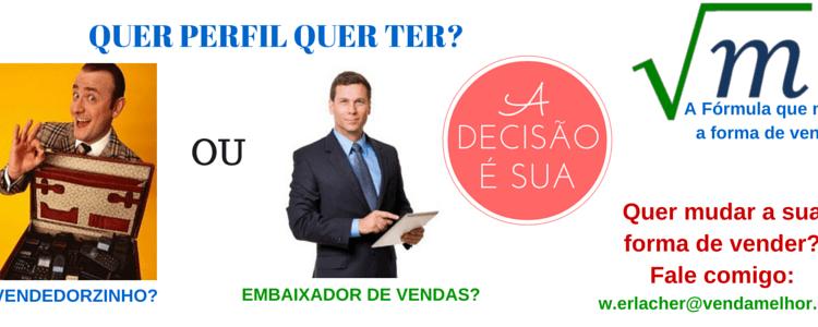 É um Vendedor ou um Embaixador da sua empresa?