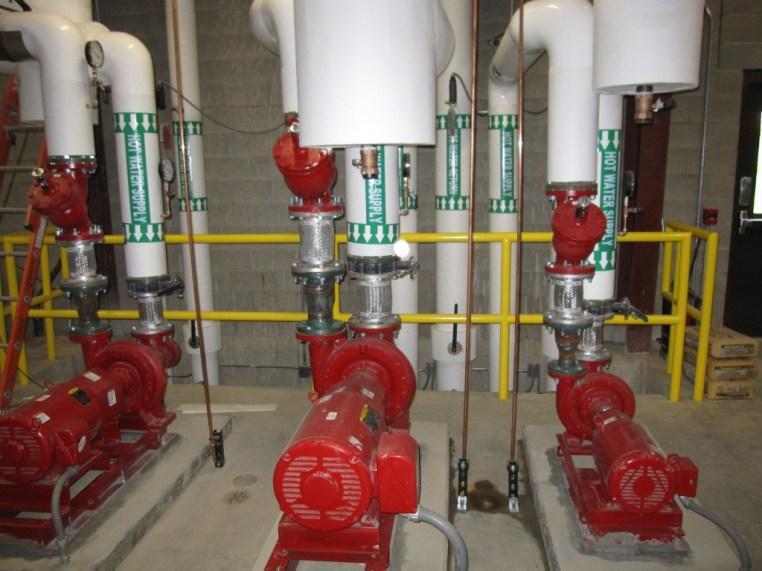 District Pumps